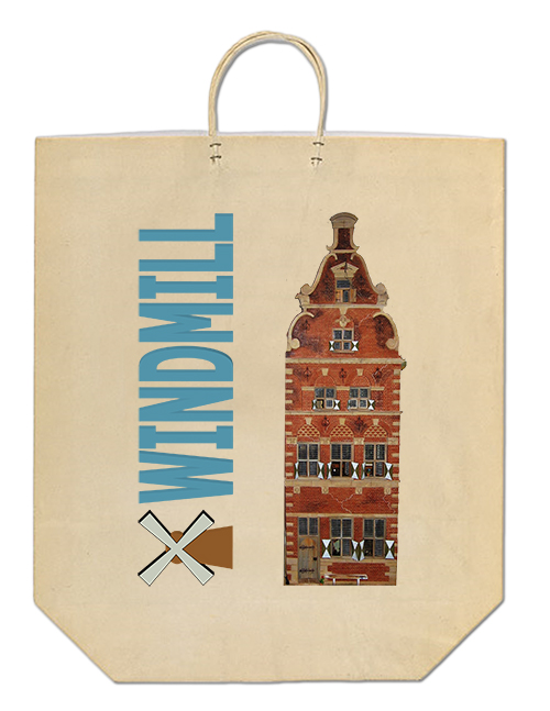 Promotional Bag for Windmill Chocolates